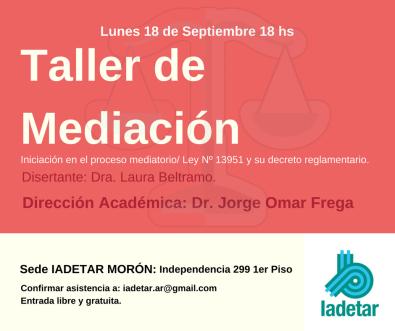 18-09 mediacion
